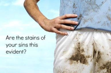 Image result for sin leaves a stain